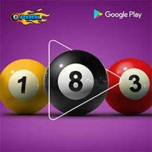 8 Ball Pool powered by Google Play