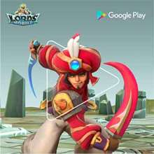 Lords Mobile powered by Google Play