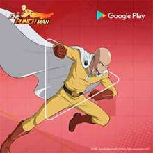 One Punch Man powered by Google Play