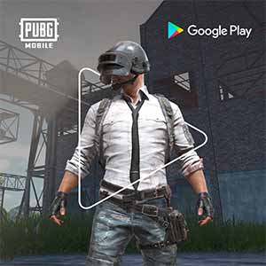 PUBG Mobile powered by Google Play