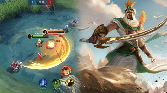 Upoint Id Cara Membuat Live Wallpaper Hero Mobile Legends