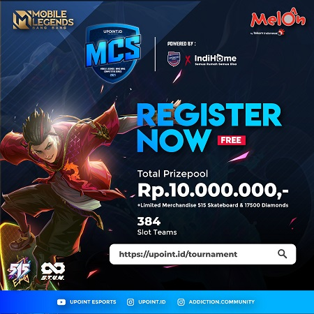 Mobile Legend Competitive Series (MCS)