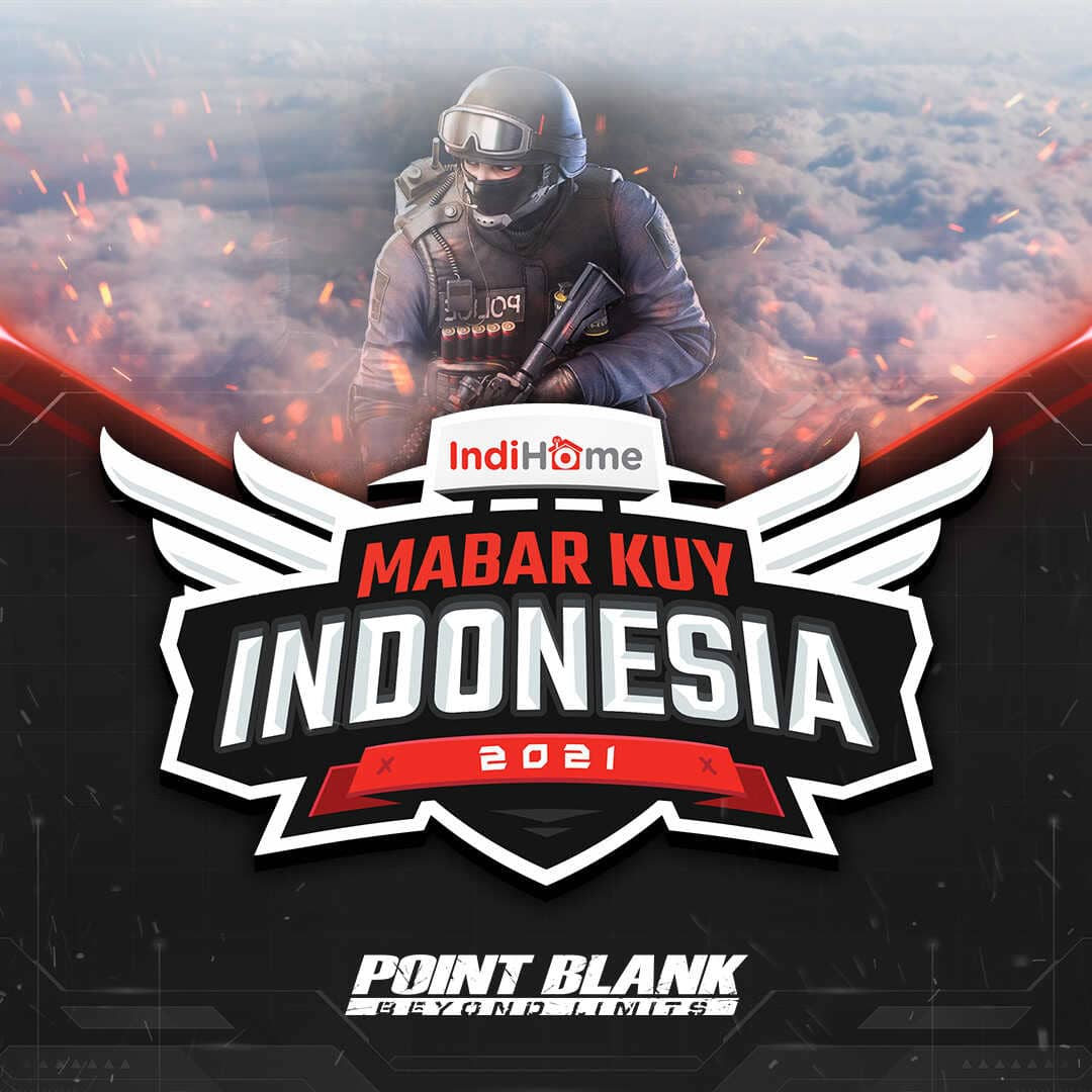 Mabar Kuy Nasional 2021 - Point Blank